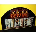 Bally Blazing 7 Glass
