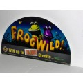 CDS Frog Wild Glass