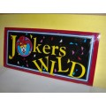 Sigma Jokers Wild Glass