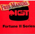 IGT Fortune II Manual - FREE Download