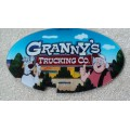 Grannys Trucking Co. Plexie