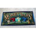 Bally Money Bars Belly Glass