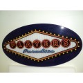 Players Paradise Casino Sign Plexi