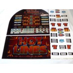 Bally 6000 Hot Lines Game Kit