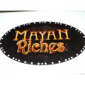 IGT Mayan Riches Plexie