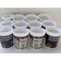 Casino Slot Coin Buckets