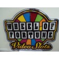 Wheel Of Fortune Plexie Sign