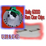 Bally 6000 ram clear chips